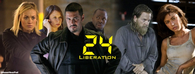 The Bauer Hour Podcast Presents – 24: Liberation